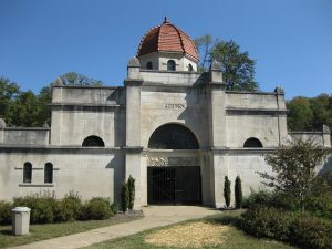 Spring Hill Mausoleum-1910